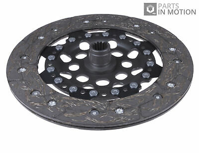 VAUXHALL MERIVA A 1.3D Clutch Centre Plate 03 to 10 216mm Friction ADL 024467886