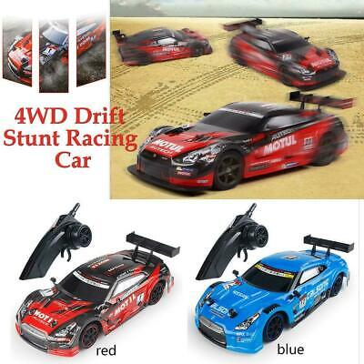 2.4G Remote Control 4WD Drift Car Stunt 1:16 Electric Racing High Speed RC Toys