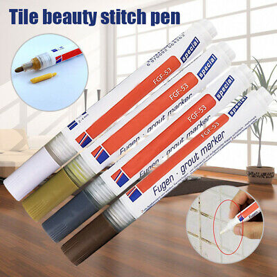 Household Grout Aide Tile Marker Repair Wall Pen Packaging Home Decors Using AW