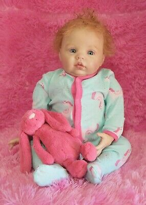 Chanel by Donna RuBert Reborn Doll