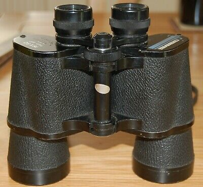 Commodore Binoculars 16x50 3.5 degrees FOV in good working order, made in Japan