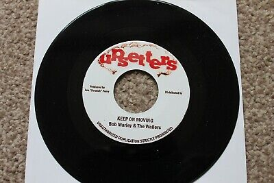 Bob Marley & Wailers - Keep on moving / version (Upsetters)