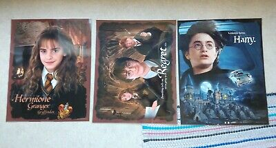 Affiches Harry Potter