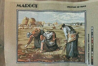 Mairgot Tapestry Canvas - The Gleaners