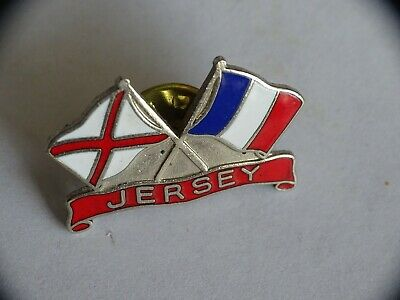 Pin's Jersey