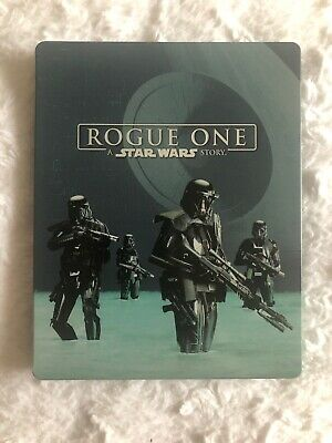 Rogue One A Star Wars Story 3D Blu-ray/DVD Dig Copy (Only at BestBuy) STEELBOOK