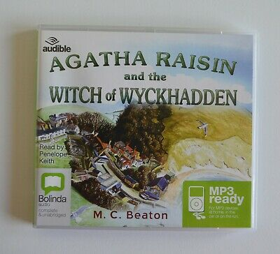 Agatha Raisin and the Witch of Wyckhadden: M. C. Beaton - MP3CD Audiobook