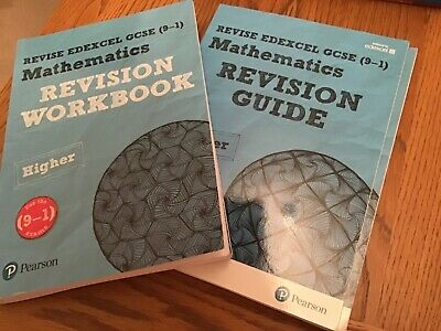Edexcel Revision Workbook and Revision Guide for GCSE Mathematics Higher (9-1)