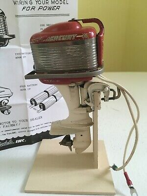 Antique K&O Outboard Motor Mercury 40HP