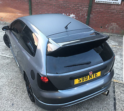Honda CivicType R 2005 FINAL EDITION-SHOW CAR! EP3 58K FULL SERVICE HISTORY 99p
