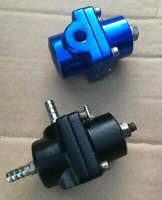 2x High pressure Fuel Pressure Regulators  (Performance, Upgrade, Turbo)