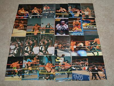 Wwe Wwf Ecw Wrestling Vintage Photos And Negatives Lot 100+ Candid Awesome!!!!!!