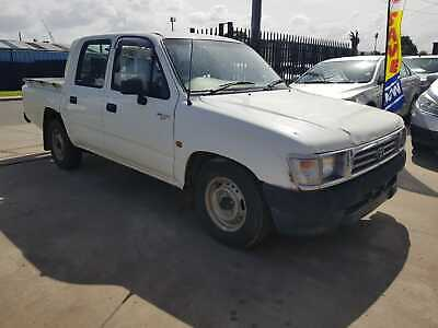 2001 Toyota Hilux Duel Cab Manual