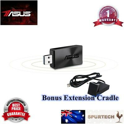 New OEM ASUS USB-AC56 AC1300 Dual Band Wireless WIFI Adapter USB 3.0