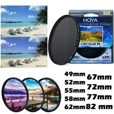 HOYA PRO1D Circular Polarising Slim Filter PL-CIR CPL 49 55 58 67 72 77 82mm