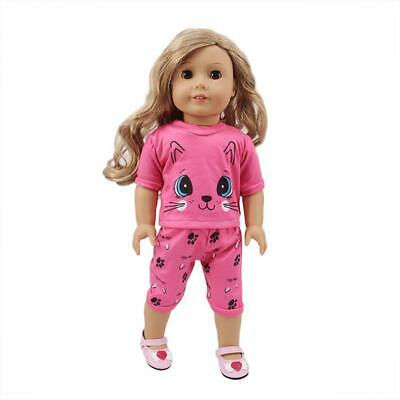 18inch Set of Mermaid clothes girl for dolls for children best gift new