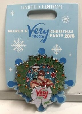 Disney's 2018 WDW Mickey's Very Merry Christmas Party Wreck It Ralph Pin , New