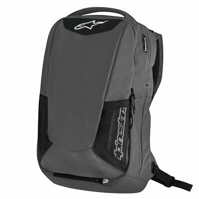 #c Alpinestars City Hunter Backpack Black/Grey