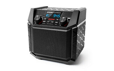Ion Audio Sport Express Wireless Rechargeable Water-Resistant Speaker