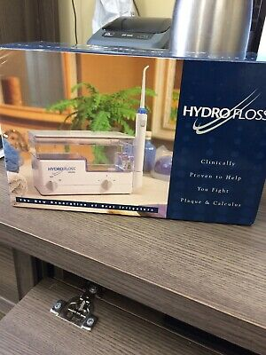 Hydro Floss  A New Generation Of Oral Irrigators Brand New