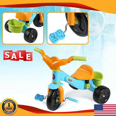 Super Rider Trike Toddler Bike Bicycle Ballanced Tricycle Scooter for Kids Toy