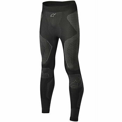 #c Alpinestars Ride Tech Winter Trousers Black / Grey - XS-S