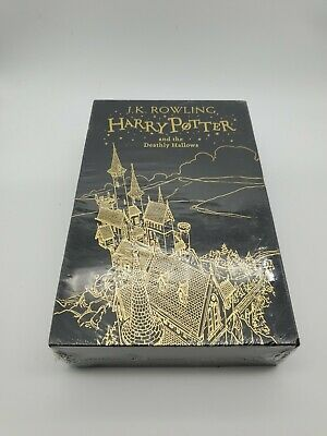Harry Potter and the Deathly Hallows (Harry Potter Slipcase Edition) by Rowling,