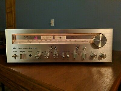 Vintage AKAI AA-1175 Stereo Receiver - Immaculate! No issues of any type.