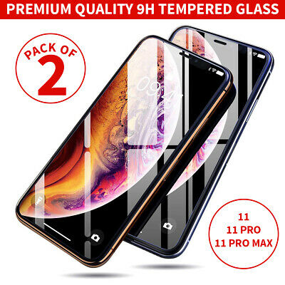 Gorilla Tempered Glass Screen Protector for New iPhone 11,11 Pro,11 Pro Max