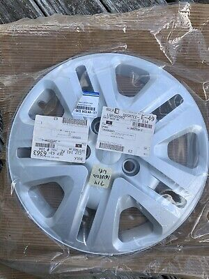 "2009-2011 Dodge Journey hubcap wheel cover 16/"" Genuine OEM 1BG69TRMAB"