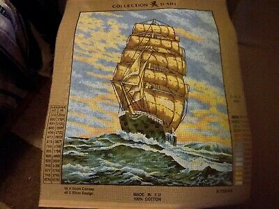 Collection D'Art Tapestry Canvas