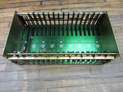 Allen Bradley 1771-A4B 16 Slot I/O Chassis 1771A4B (Pack of 10)