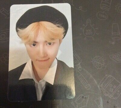 EXO Universe 2017 Winter Special Album Suho Official Photocards (2/2)