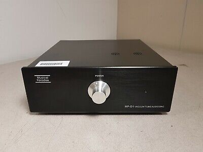 Musical Paradise MP-D1 Vacuum Tube Audio DAC AC110-120v/220-240v 50/60Hz UTW