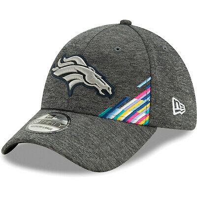 2019 Denver Broncos New Era 39THIRTY NFL Crucial Catch Sideline On Field Cap Hat