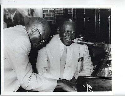 Ernest Withers Photo 8X10 African American Artist Photographer Rare