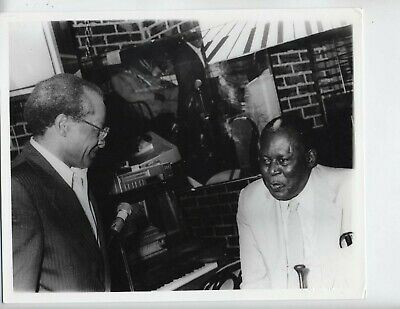 Ernest Withers Photo 8X10 African American Artist Photographer Rare  A