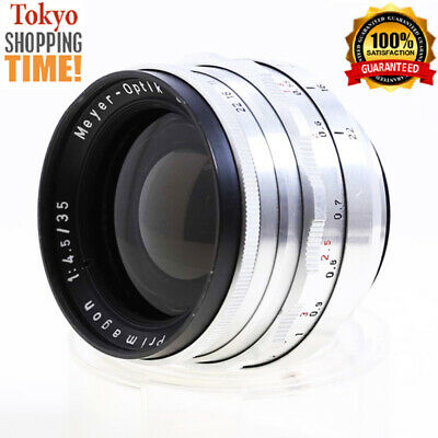 Meyer-Optik Gorlitz Primagon 35mm F/4.5 M42 Lens from Japan
