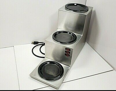 Grindmaster BW 3T Three Tier Commercial Coffee Warmer
