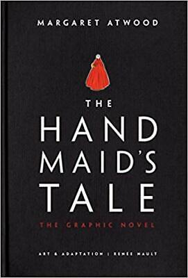 The Handmaid's Tale (Graphic Novel): A Novel by Margaret Atwood HARDCOVER