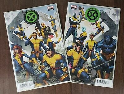 House of X #4 & Powers of X #4 🌟Molina Variant Connecting Set 2019🔥NM