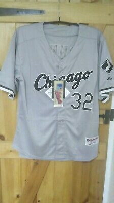 Chigago White Sox Mlb Players Choice Jersey By Majestic  Xl - Dunn 32 - Bnwt