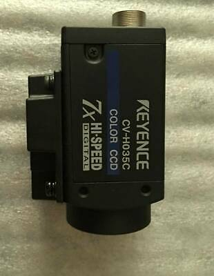 1PC USED Industrial Camera CV-H035C Keyence Ccd Tested