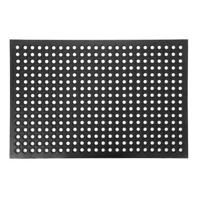Kitchen Floor Mat Industrial Anti-fatigue Drainage Bar Rubber Non-slip Mat
