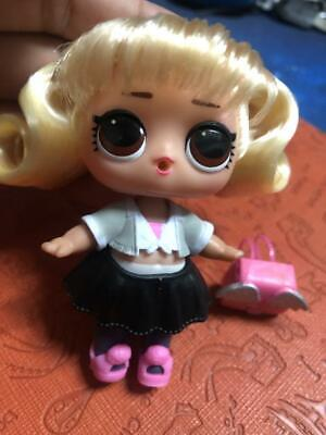 LOL Surprise Makeover Series HAIRGOALS Big Sister with Blonde Hair Doll Toy
