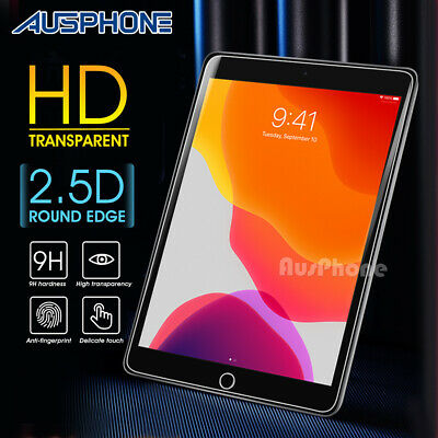 Tempered Glass Screen Protector for Apple iPad Air 1st 2nd 3rd iPad 5th 6th Gen