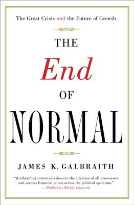 The End of Normal: The Great Crisis and the Future of Growth (Paper...