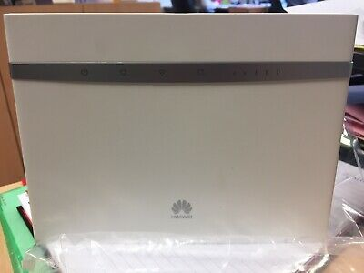 White Huawei 4g Router B525 LTE Cat 6 Wifi 2.4g and 5g Mobile data EE Network