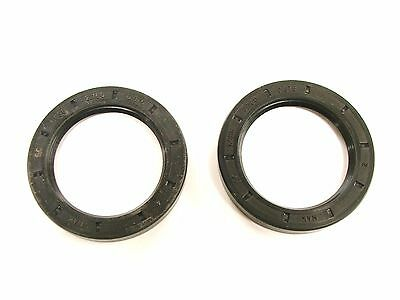 Pair Of Rear Hub Oil Seals For The  Riley 4/68 & 4/72 + Wolseley 15/60 & 16/60