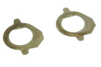 Pair Of Rear Hub Tab Washers For Triumph Tr4A,Tr5,Tr6,Stag & 2000,2500 Saloons